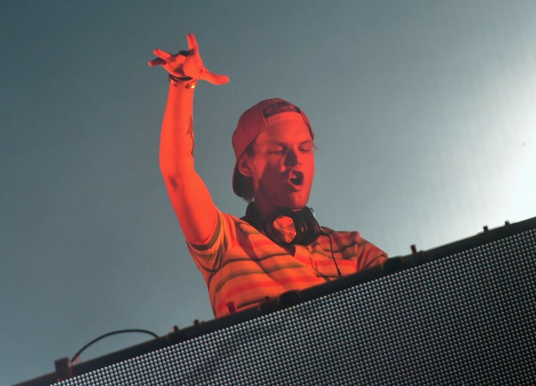 Avicii's family announce private funeral details