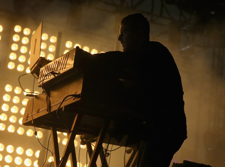 "Hear Nicolas Jaar's Remix Of Kanye West's ""Blood On The Leaves"""