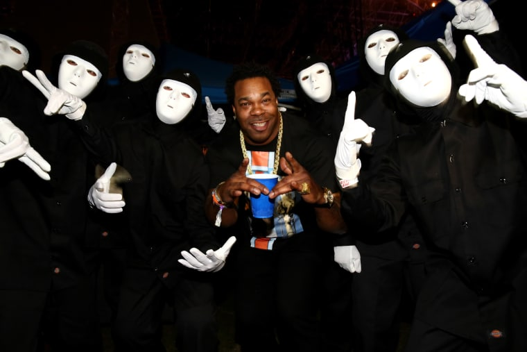 Busta Rhymes Reportedly Arrested For Throwing A Protein Shake