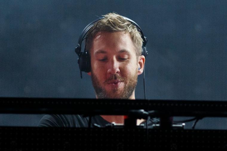 Calvin Harris Tops <i>Forbes</i>' All-Male Highest Paid DJs List