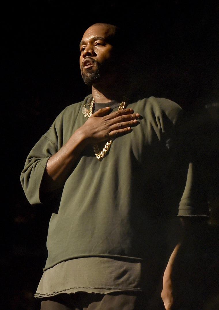 Kanye West Teases Yeezy Season 3 With Cryptic Video Loop