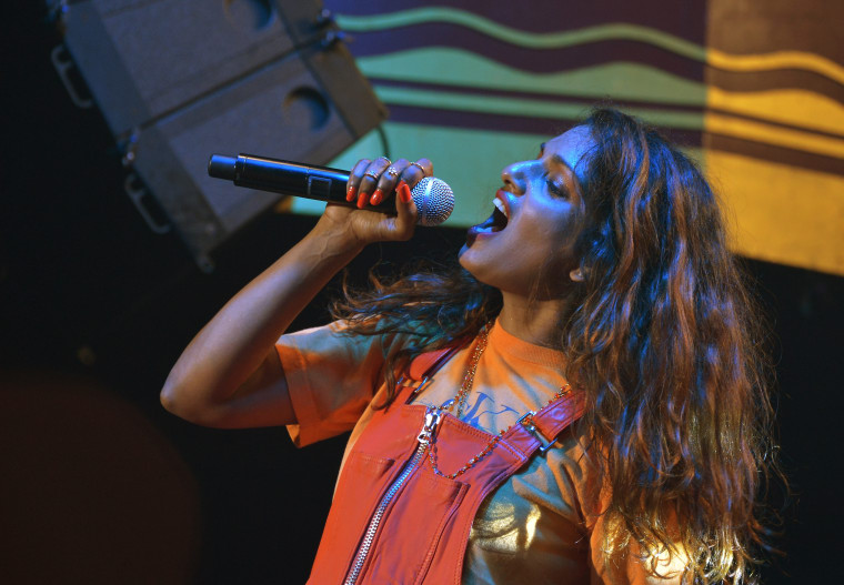 Hear Snippets Of New M.I.A. Songs