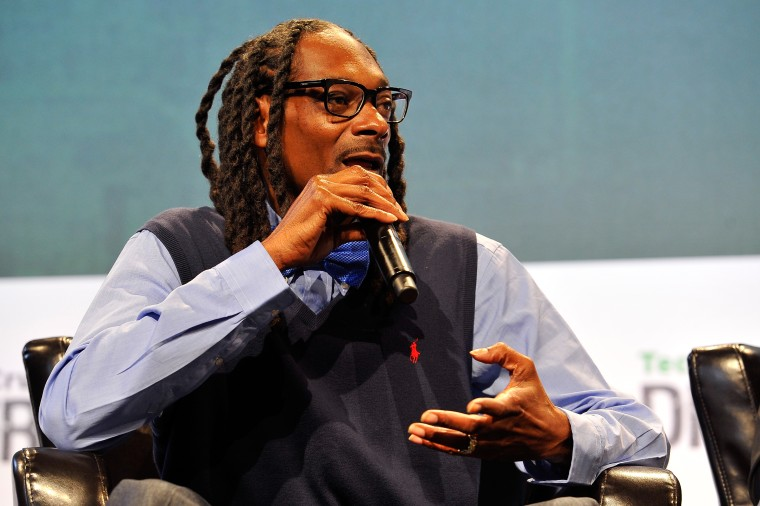 "Snoop Dogg's New Startup Unites ""Cannabis And Pop Culture"""