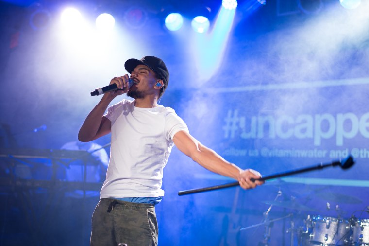 Chance The Rapper Raised Over $100K For Chicago's Homeless Citizens