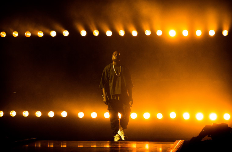 Kanye West Is Working On The Final Mixes For <i>The Life Of Pablo</i>