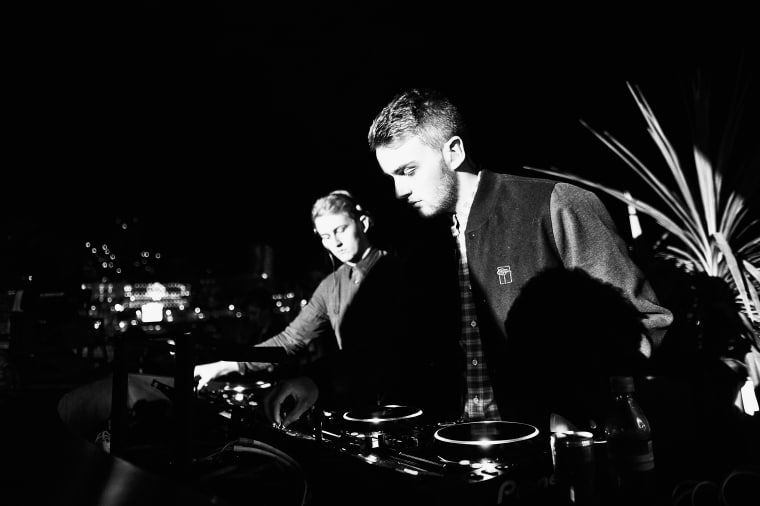 "Disclosure's New Track ""Moving Mountains"" Is Electric Heartbreak"