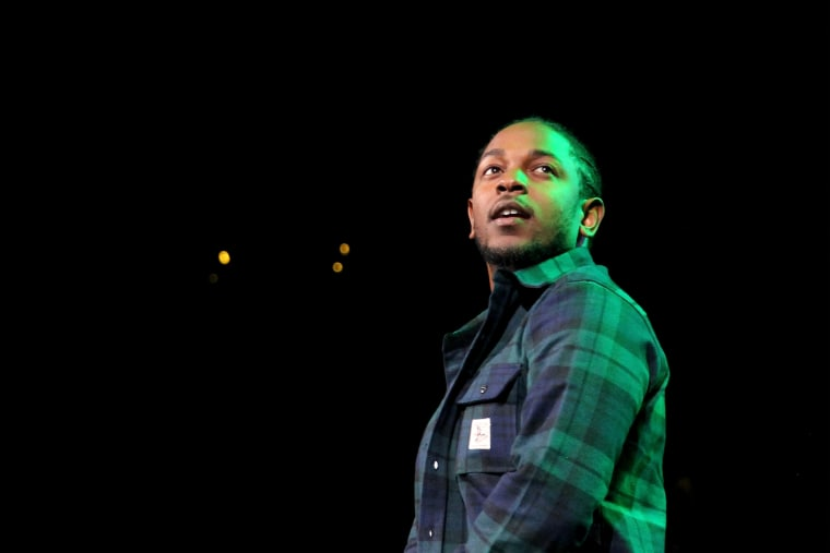 """Kendrick Lamar On The Importance Of The Grammys: """"It's A Statement For The Culture"""""""