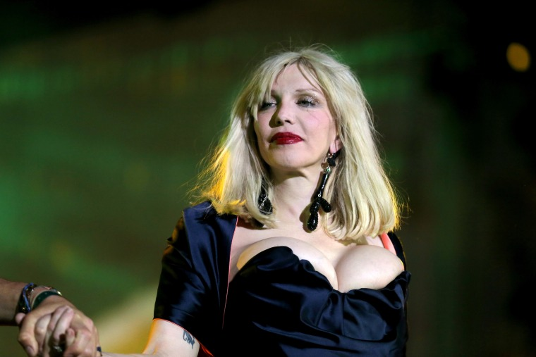 Courtney Love Is On A Mission To Stop This Kurt Cobain Documentary