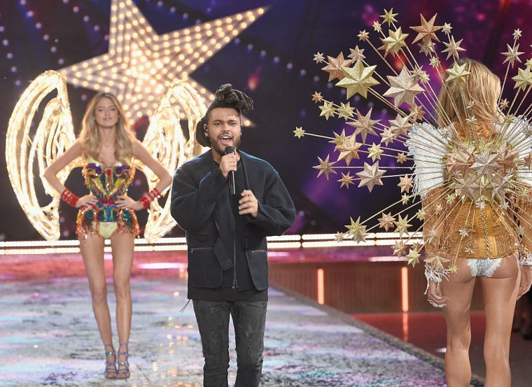 The Weeknd To Perform At This Year's Victoria's Secret Fashion Show
