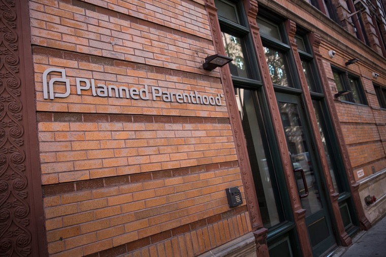 Mike Pence Cast The Tie-Breaking Vote To Let States Deny Planned Parenthood Funding