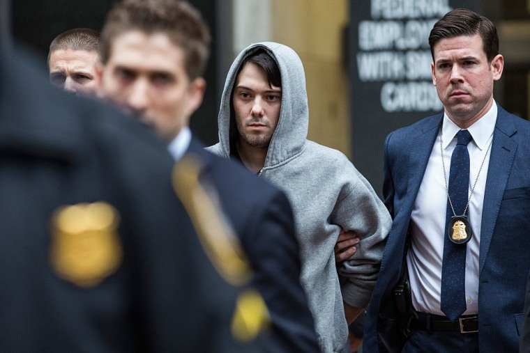 "The government wants to ""dispose of"" Martin Shkreli's Wu-Tang album and <i>Carter V</i> copy"