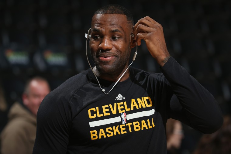 """LeBron James Says He Isn't Concerned With Kanye West's Diss on """"FACTS"""""""
