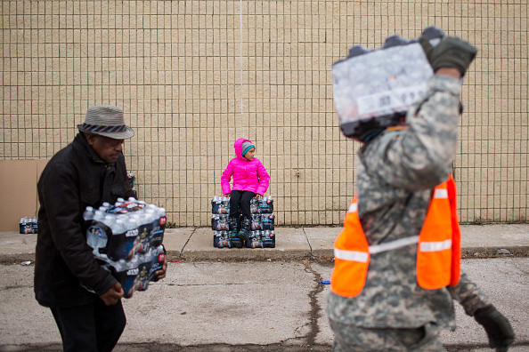 Flint, Michigan Is Going To Have 18,00 Lead-Tainted Pipes Replaced