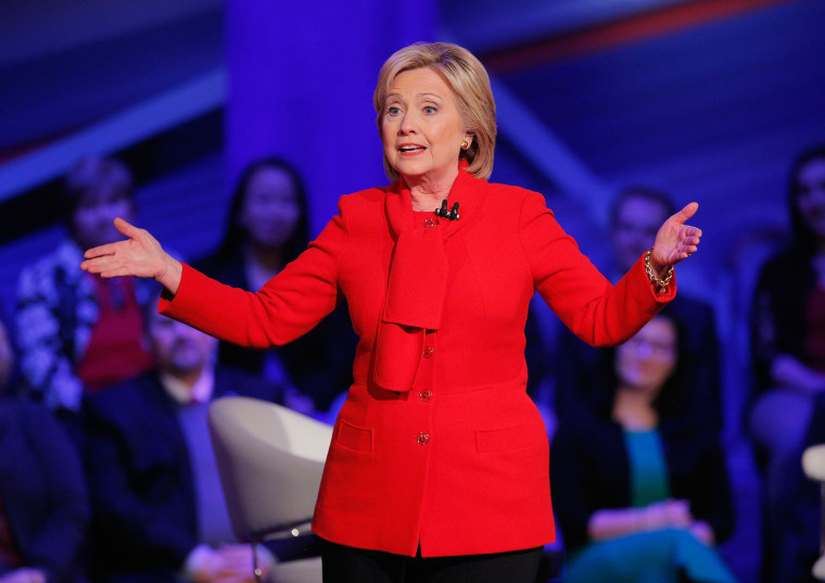 Hillary Clinton Is Being Discussed As A Candidate For Mayor Of New York