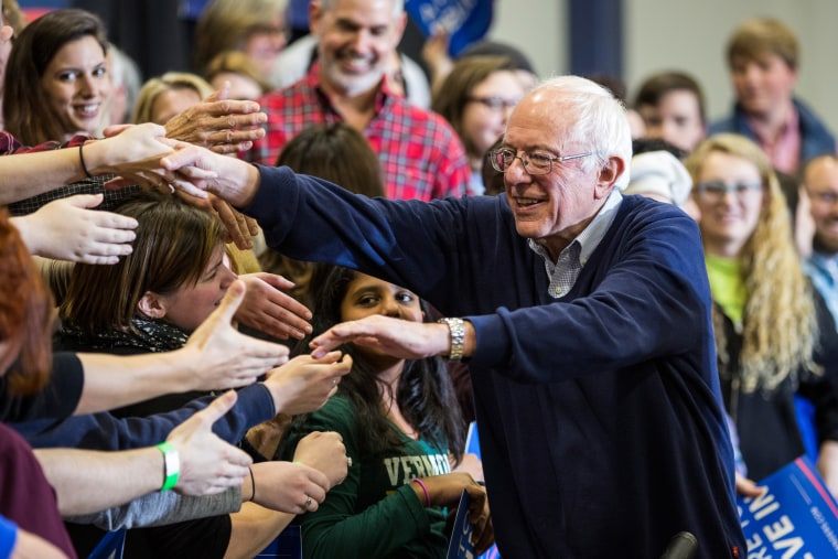 Bernie Sanders Defeats Hillary Clinton For Major Upset In Michigan Primary
