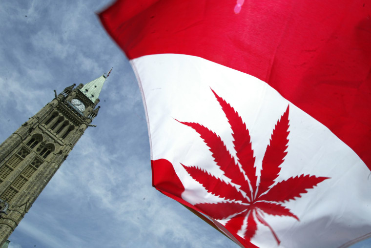 Report: Canada Will Legalize Marijuana By July 1, 2018