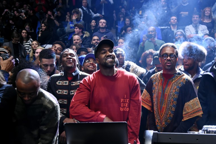 Kanye West Says He's Releasing A New Album This Summer