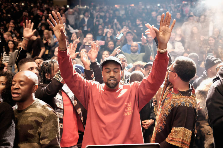 Kanye West Officially Releases His Seventh Solo Album <i>The Life Of Pablo</i>