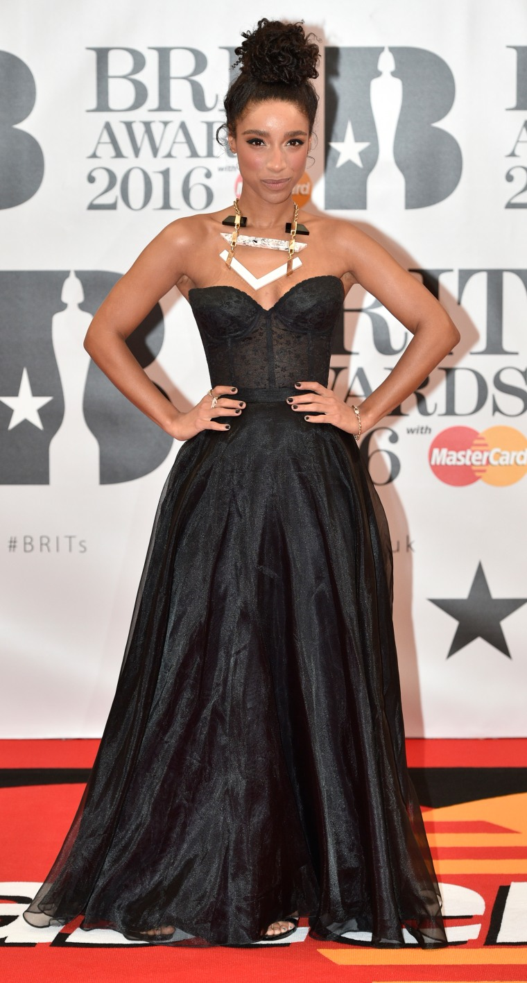 The Looks You Need To See From The BRITs Red Carpet