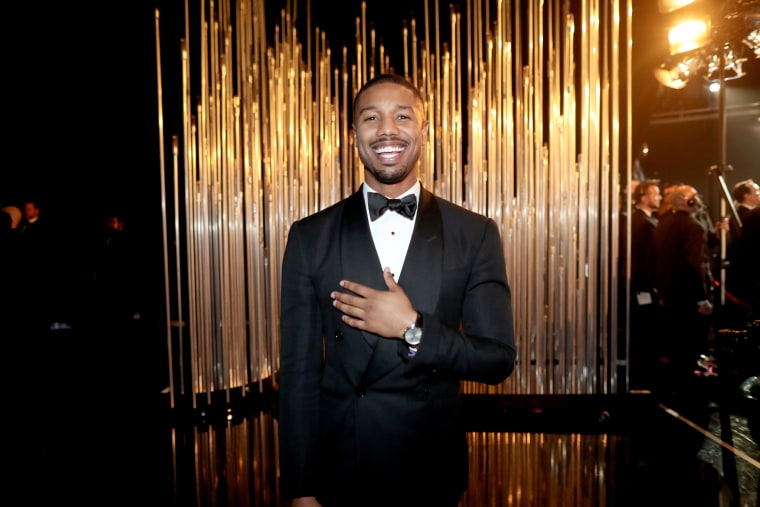 "Michael B. Jordan took his role in <i>Fahrenheit 451</i> so his mom ""could see me win"""