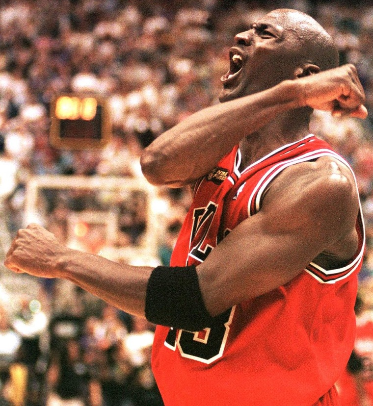 Michael Jordan Will Recieve The Presidential Medal Of Freedom