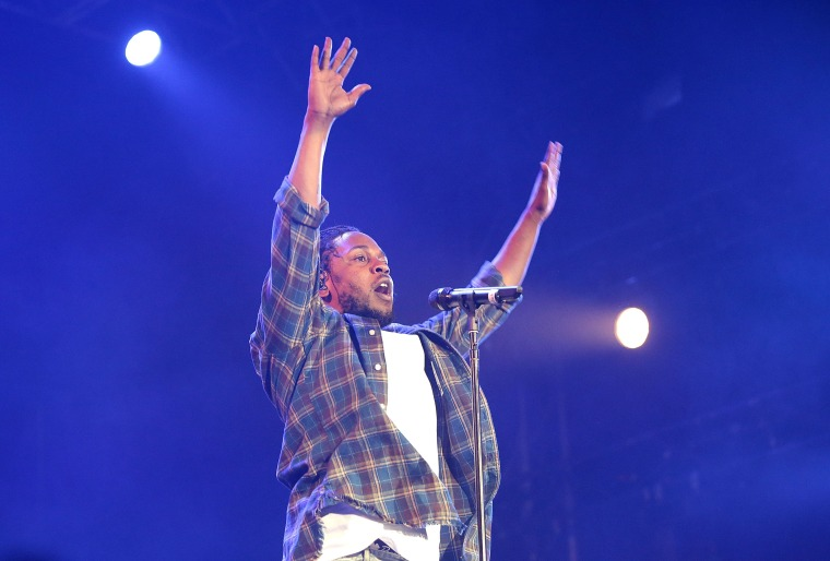 Superfan Creates A Massive Online Library Of Kendrick Lamar Content