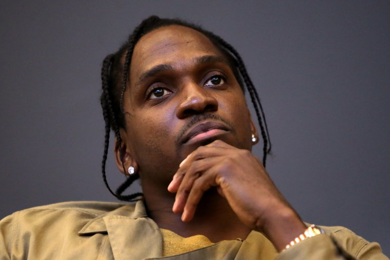 """Pusha T """"totally against"""" Kanye West's endorsement of Trump"""