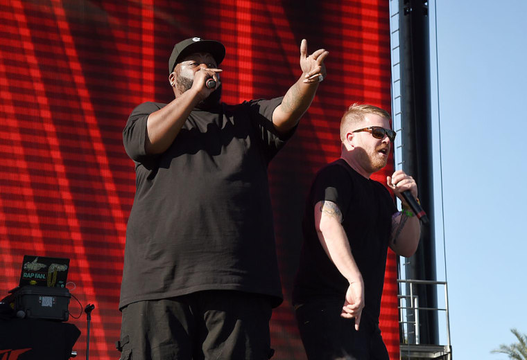 El-P And Killer Mike Have Finished Recording <i>Run The Jewels 3</i>