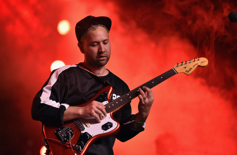 "Unknown Mortal Orchestra share ""SB-05"""