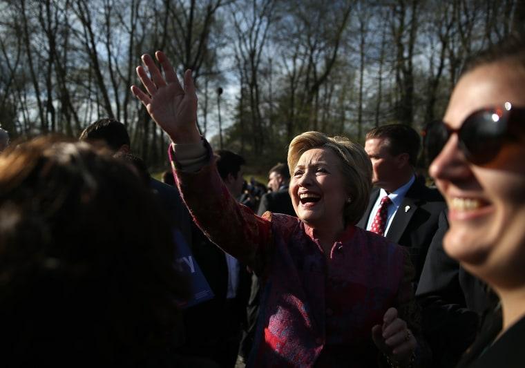 Donald Trump, Hillary Clinton Win Big In New York