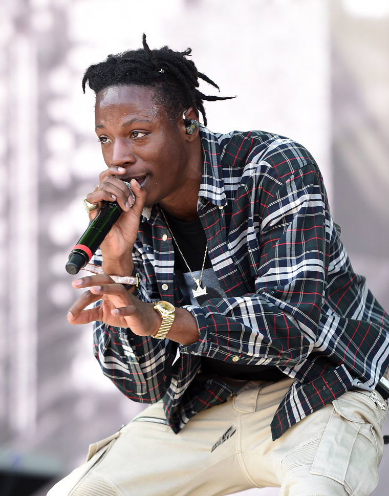 Joey Bada$$ Almost Played Obama's Best Friend In A Movie