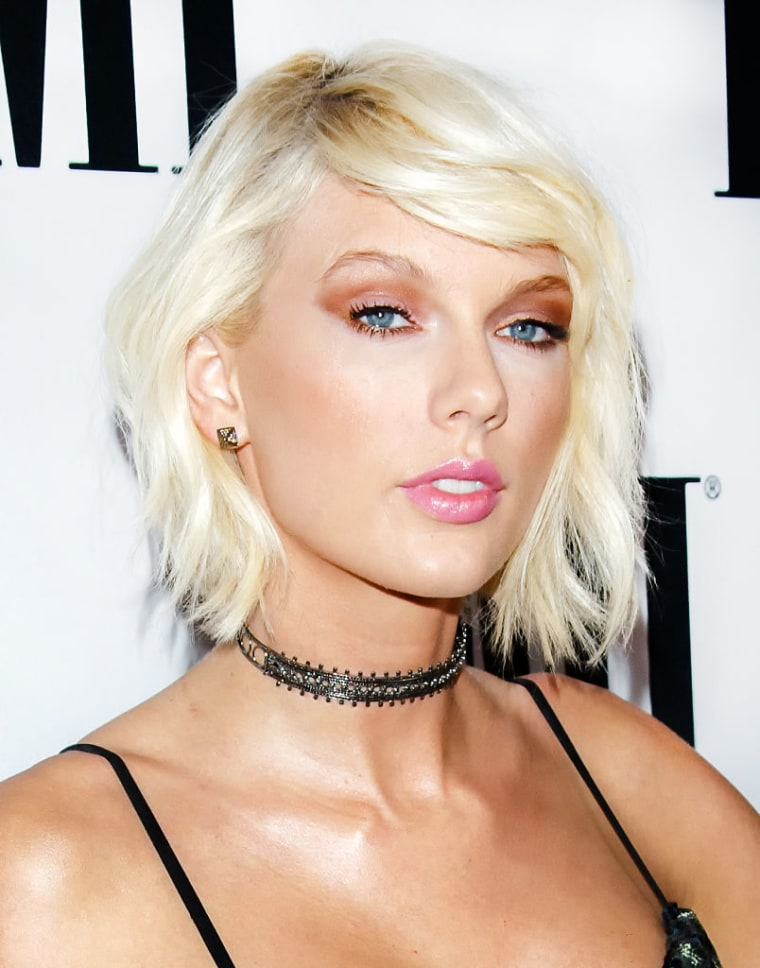 The ACLU defends blogger who suggested Taylor Swift is linked to the alt-right