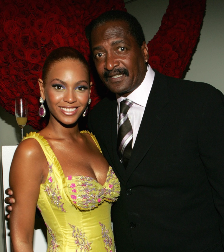 A Brief History Of Beyoncé And Her Father, Mathew Knowles