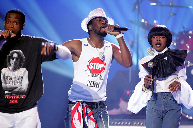 Lauryn Hill And Wyclef Jean Respond As 'New' Fugees Song Is Played On Hot 97