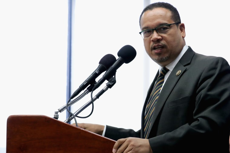 Keith Ellison Will Not Attend Donald Trump's Inauguration