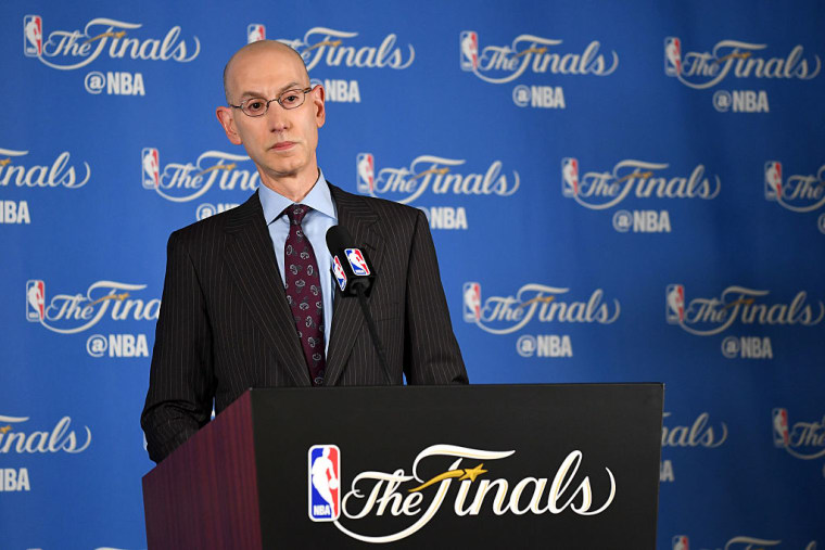 NBA Moves 2017 All-Star Game From Charlotte Over North Carolina's Anti-LGBT Law