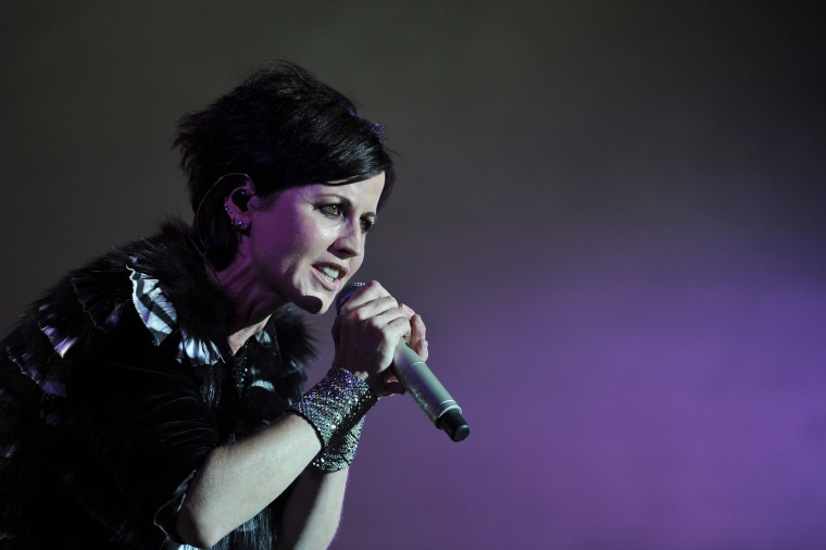 Dolores O'Riordan's Cranberries bandmates lead tributes to late singer