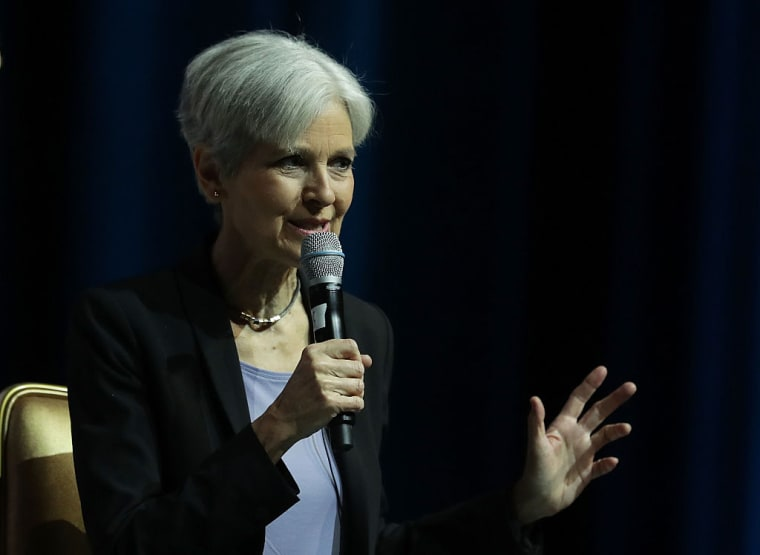 Jill Stein Has Raised Over $3 Million To File For Election Recounts In Three Swing States