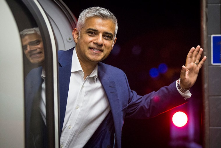 London Mayor Sadiq Khan Is Advertising For A 'Night Czar'