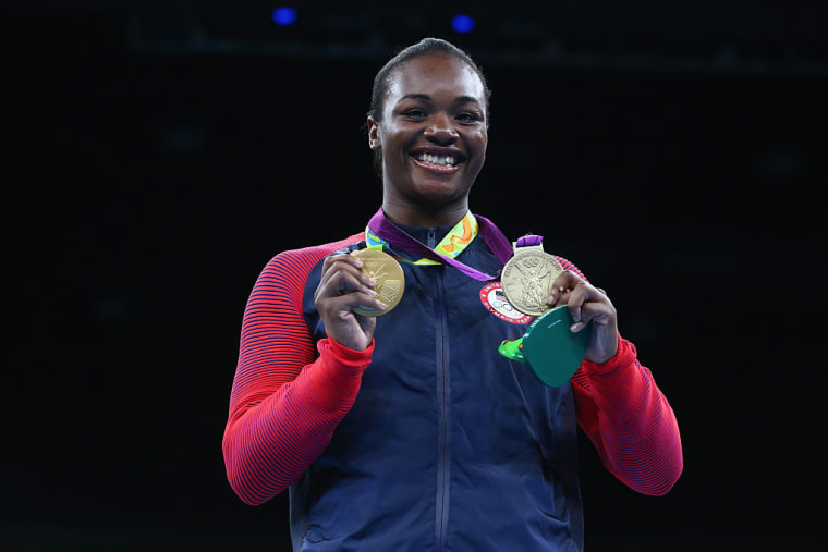 A Drama Based On The Life Of Olympic Boxing Champion Claressa Shields Is Coming Soon