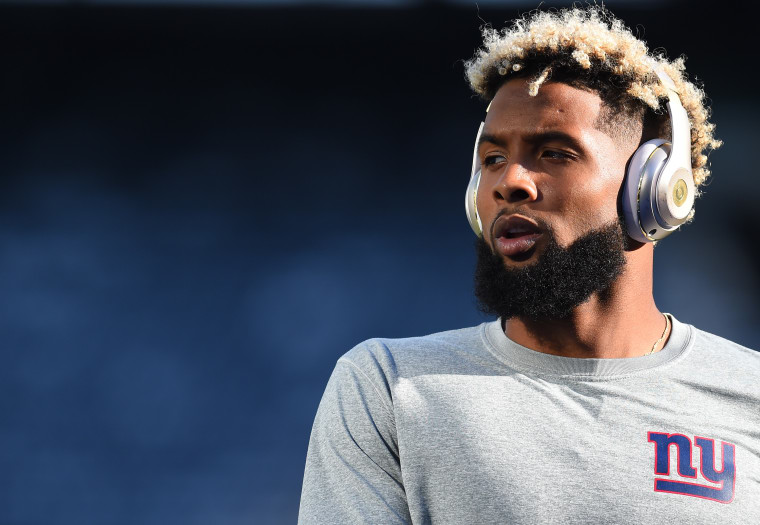 Odell Beckham Jr. Wants No Part Of Lena Dunham Controversy