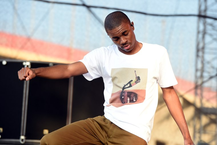 Vince Staples Released The Tracklist For <i>Big Fish Theory</i>