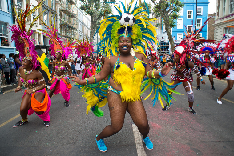 "Notting Hill Carnival To Introduce ""Quiet Zone"" Around Grenfell Tower"