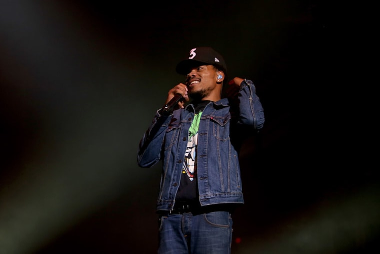 Chance The Rapper's Security Guard Reportedly Arrested For Battery In Chicago