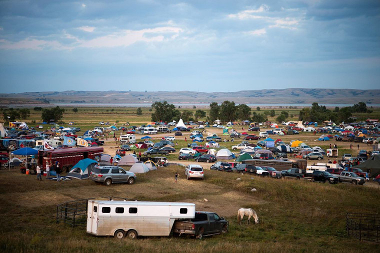 North Dakota Governor Orders Evacuation Of Standing Rock Protest Camps