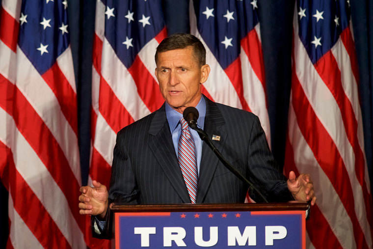 Trump National Security Advisor General Michael Flynn Has Resigned