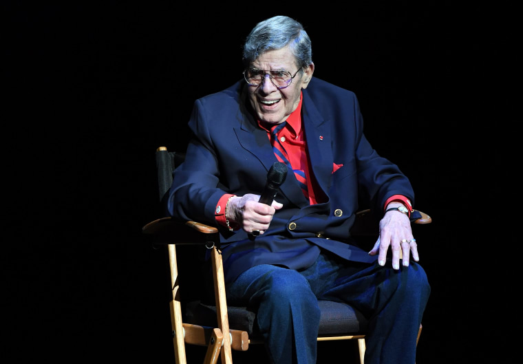 Jerry Lewis Dead At Age 91