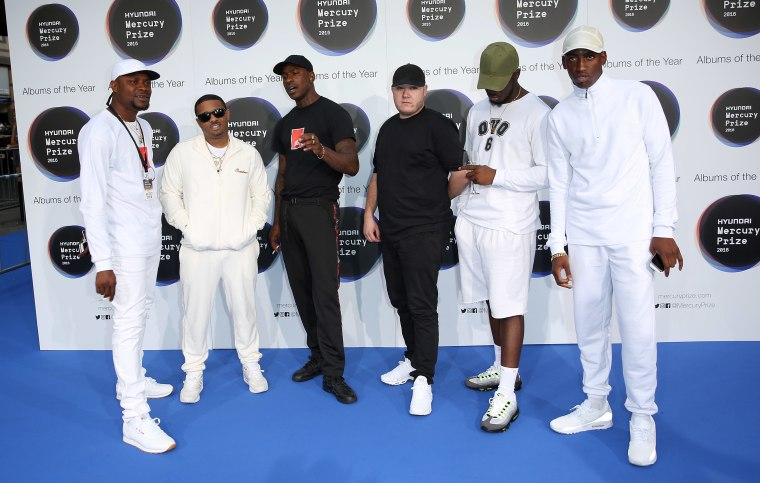 Skepta Has Won The 2016 Mercury Prize