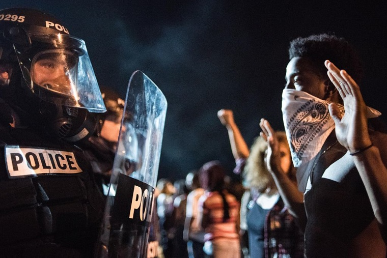 Workshops Are Being Held Around The Country To Teach Black Youth How To Survive Police Encounters