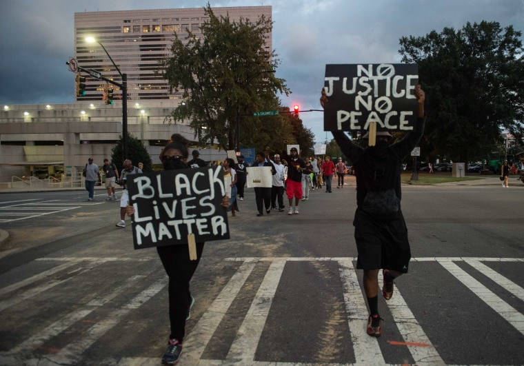 Footage Of Keith Lamont Scott's Shooting Will Not Be Released To The Public